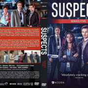 Suspects – Series 5 (2016) R1 Custom Cover & Labels