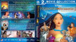 Pocahontas Double Feature (1995-1998) R1 Custom Blu-Ray Cover