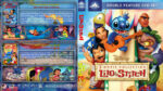 Lilo & Stitch Double Feature (2002-2005) R1 Custom Blu-Ray Cover V2
