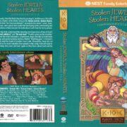 Kids Ten Commandments: Stolen Jewels Stolen Hearts (2003) R1 DVD Cover