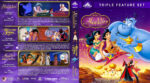 Aladdin Collection (1992-1996) R1 Custom Blu-Ray Cover