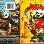 Kung Fu Panda 2 (2011) R1 DVD Cover