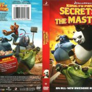 Kung Fu Panda: Secrets of the Masters (2011) R1 DVD Cover