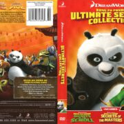 Kung Fu Panda: Ultimate Secrets Collection (2015) R1 DVD Cover