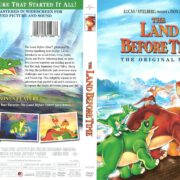 The Land Before Time (2015) R1 DVD Cover