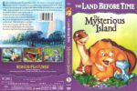 The Land Before Time: The Mysterious Island (2017) R1 DVD Cover