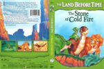 The Land Before Time: The Stone of Cold Fire (2017) R1 DVD Cover