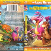 The Land Before Time: The Wisdom of Friends (2007) R1 DVD Cover