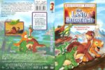 The Land Before Time: Anniversary Edition (2003) R1 DVD Cover