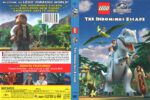 Lego Jurassic World: The Indominus Escape (2016) R1 DVD Cover
