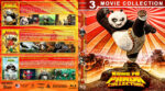 Kung Fu Panda Collection (2008-2016) R1 Custom Blu-Ray Cover