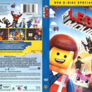 The LEGO Movie (2014) R1 DVD Cover