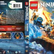 LEGO Ninjago Masters of Spinjitsu Season 6: Skybound (2016) R1 DVD Cover