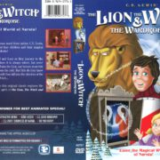The Lion The Witch and The Wardrobe (2005) R1 DVD Cover