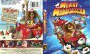 Merry Madagascar (2009) R1 DVD Cover