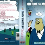 The Milton the Monster Show (2007) R1 Custom DVD Cover