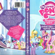 My Little Pony Friendship is Magic: Adventures in the Crystal Empire (2012) R1 DVD Cover