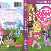 My Little Pony Friendship is Magic Season 1 (2012) R1 DVD Cover