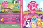My Little Pony Friendship is Magic: The Friendship Express (2011) R1 DVD Cover