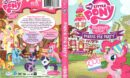 My Little Pony Friendship is Magic: Pinkie Pie Party (2013) R1 DVD Cover