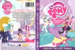 My Little Pony Friendship is Magic: Princess Twilight Sparkle (2013) R1 DVD Cover