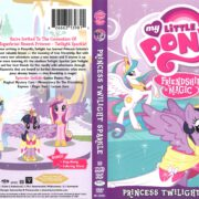 My Little Pony Friendship is Magic: Princess Twilight Sparkle (2013) R1 DVD Cover