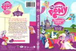 My Little Pony Friendship is Magic: Royal Pony Wedding (2012) R1 DVD Cover