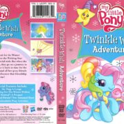 My Little Pony: Twinkle Wish Adventure (2009) R1 DVD Cover