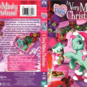 My Little Pony: A Very Minty Christmas (2005) R1 DVD Cover