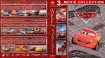 Cars Collection (2006-2017) R1 Custom Blu-Ray Cover