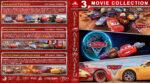 Cars Triple Feature (2006-2017) R1 Custom Blu-Ray Cover