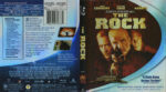 The Rock (2008) R1 Blu-Ray Cover & Label