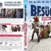 Die Besucher – Sturm auf die Bastille (2016) R2 GERMAN DVD Cover