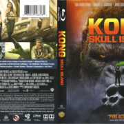 Kong: Skull Island (2017) R1 Blu-Ray Cover & Labels