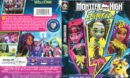 Monster High Electrified (2017) R1 DVD Cover