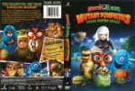 Monsters Vs Aliens: Mutant Pumpkins from Outer Space (2011) R1 DVD Cover