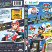 Paw Patrol: On a Roll! (2016) R1 DVD Cover