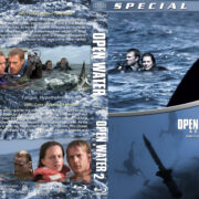 Open Water Double Feature (2003-2006) R1 Custom Blu-Ray Cover