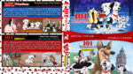 101 Dalmatians Double Feature (1961-2003) R1 Custom Blu-Ray Cover