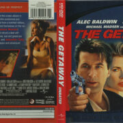 The Getaway (1994) R1 HD DVD Cover & Label