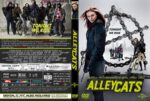 Alleycats (2016) R1 CUSTOM Cover & Label