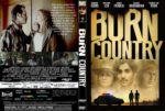 Burn Country (2016) R1 CUSTOM Cover & Label