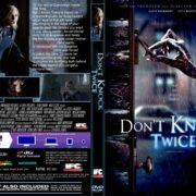 Don't Knock Twice (2016) R1 CUSTOM Cover & Label
