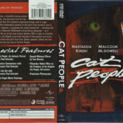 Cat People (2007) R1 HD DVD Cover & Label