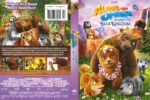 Alpha and Omega: Journey to Bear Kingdom (2017) R1 DVD Cover
