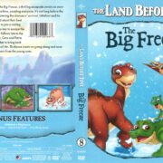 The Land Before Time: The Big Freeze (2017) R1 DVD Cover