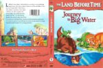 The Land Before Time: Journey to Big Water (2017) R1 DVD Cover