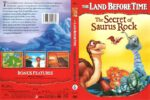 The Land Before Time: The Secret of Saurus Rock (2017) R1 DVD Cover