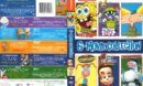 Nickelodeon 6-Movie Collection (2017) R1 DVD Cover