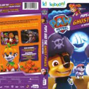 Paw Patrol: Pups and the Ghost Pirate (2013) R1 DVD Cover